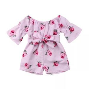 Other - Toddler Girls Romper